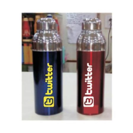 Insulated Printable Water Bottle (MB3) - 1100 ML