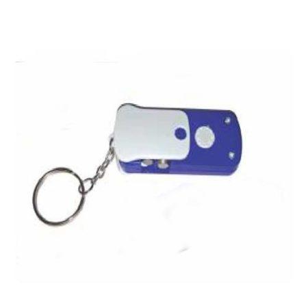 Multipurpose Key Chain - Tool Kit with LED Light