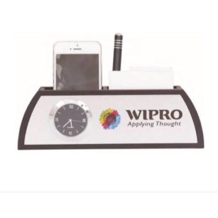 Desktop Organizer Watch & Mobile Stand - 30