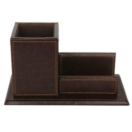 Pen Stand Visiting Card Holder