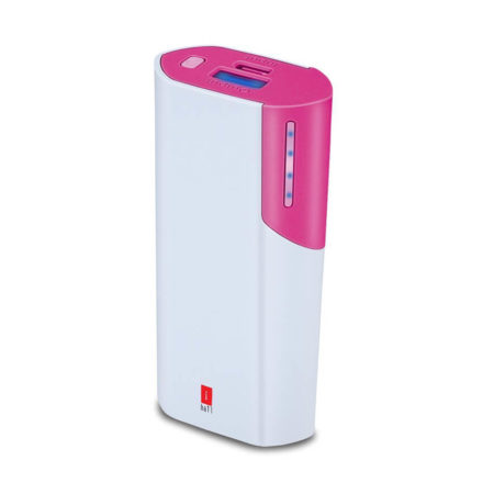 iBall Portable Power Bank 5000 mAh - PLM5058