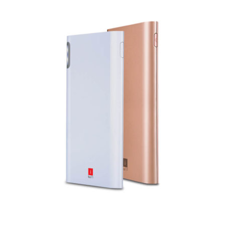 iBall Portable Power Bank 5000 mAh - PLM5008