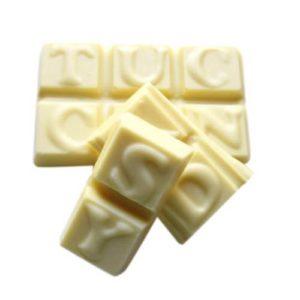White Flavored Chocolate