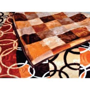Vardhman Double Layer Reversible Double Bed Blanket