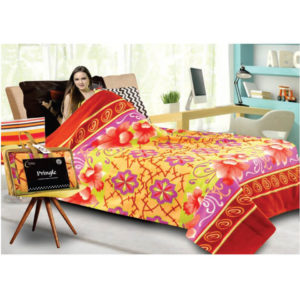 Vardhman Gold Collection Printed Single Bed Blanket
