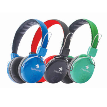 Zebronics Raga Bluetooth Headphone