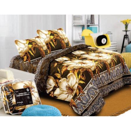 Vardhman Digital Print Double Reversible Comforter