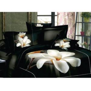 Vardhman Digital Print Comforter Bed Set of 4