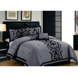 Vardhman Super Soft Printed Fabric Bed Set of 4