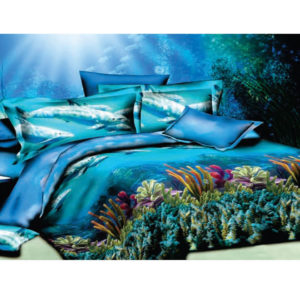 Vardhman Digital Print Bed Set of 6