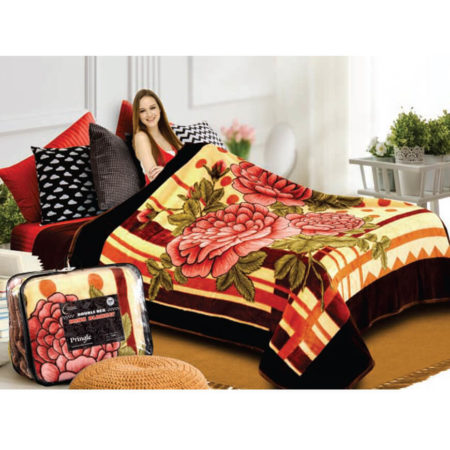 Vardhman Urban Style Silver Collection Single Bed Blanket