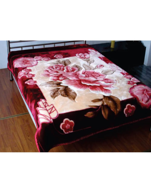 Vardhman Urban Style Gold Collection Single Bed Blanket