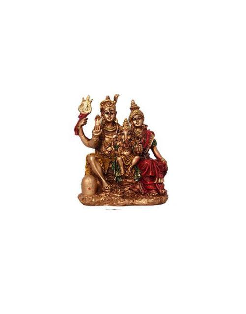 Shiv Family Idols - 02