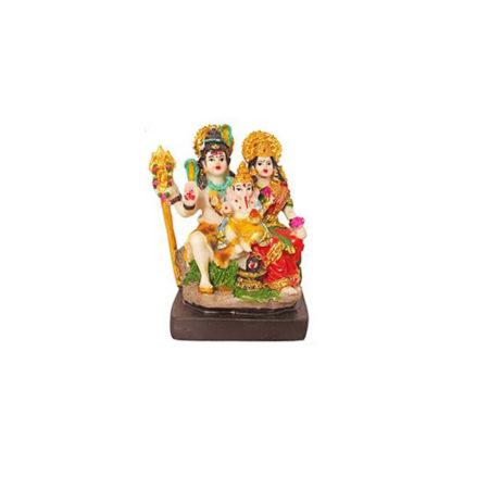 Shiv Family Idols - 03