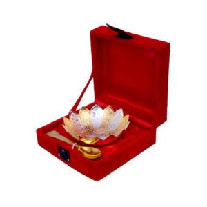 Lotus Flower Shaped Bowl