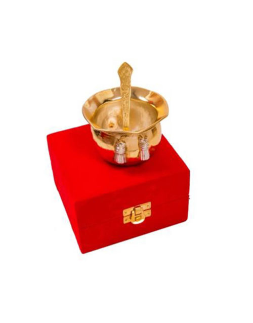 Gold Plated Handi