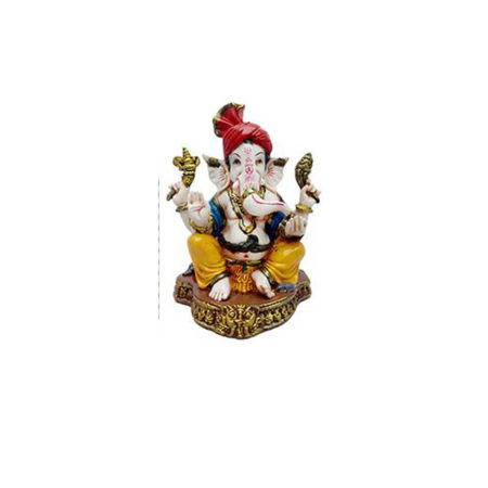 God Ganesha Idol - 06