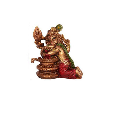 God Ganesha Idol - 08