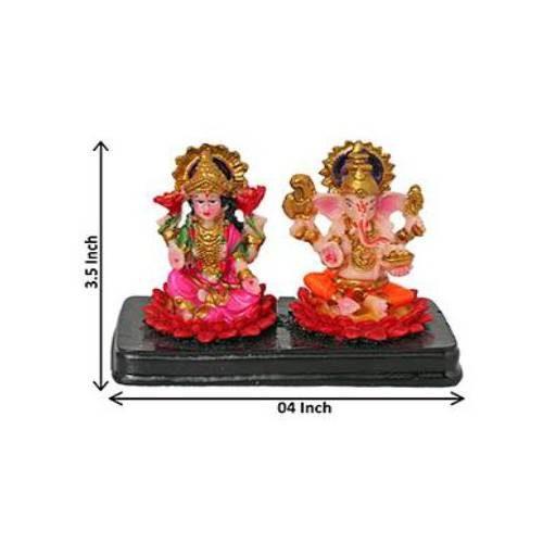 Laxmi Ganesha Idol - 03