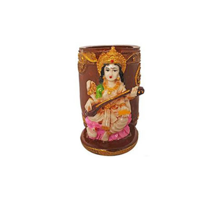 Maa Saraswati Goddess of Wisdom and Arts Idol - 02