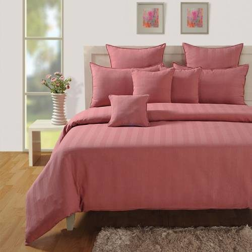Swayam Magical Linea Double Bed Sheet with 2 Pillow Cover