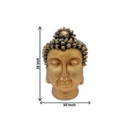 Buddha Face Idol - 02