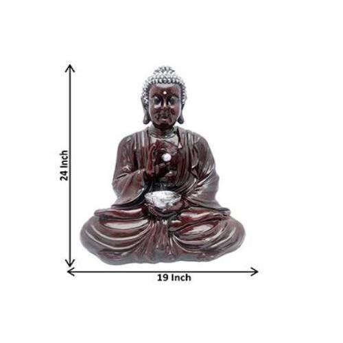 Marbal Buddha Idol - 02