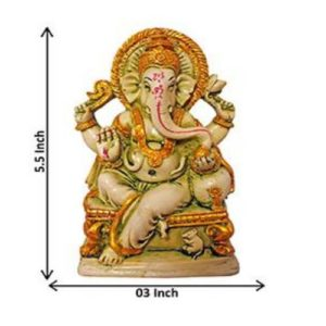 God Ganesha Idol - 04
