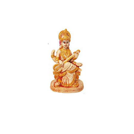Maa Saraswati Goddess of Wisdom and Arts Idol