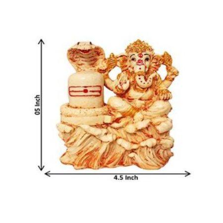 Ganesh & Shiva Idol | Ganesh Murti
