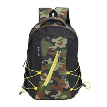 Novex Camo Camouflage Backpack