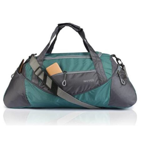 Novex Lite Travel Duffle Grey Color