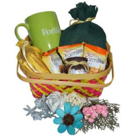 Perfect Indulgence Organic Tea Hamper