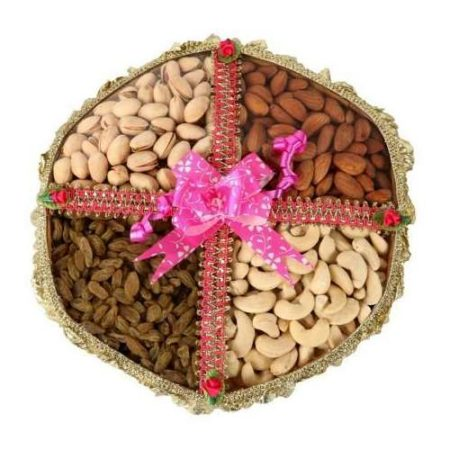 Rich Dry Fruit Basket