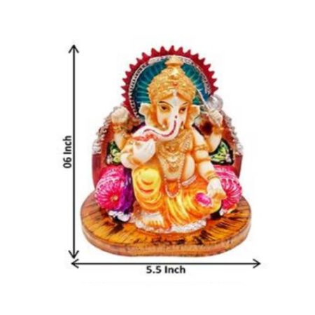 God Ganesha Idol - 12