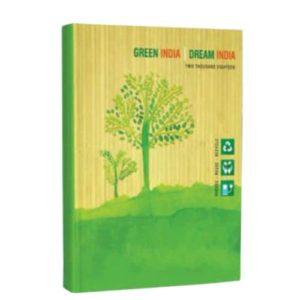 Green India Dream India Nescafe Diary with Box