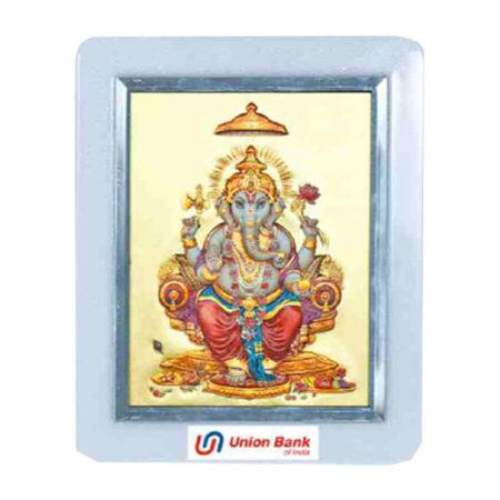 Laxmi Ganesha God Frame