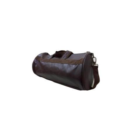 Leatherette Gym Bag