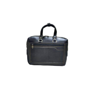 Leather Laptop Briefcase Bag - 03