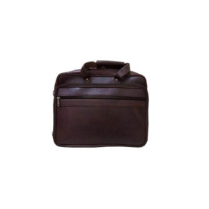 Leather Laptop Briefcase Bag - 05