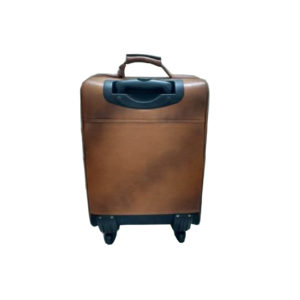 Trolley Leather Overnighter - 04