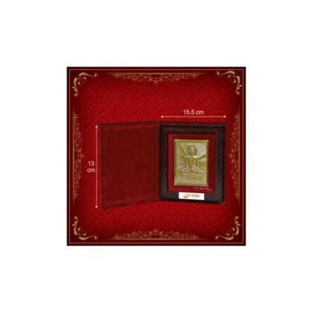 Religious Buddha Golden Frame