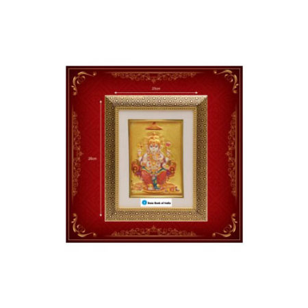 God Ganesha 3D Picture Frame