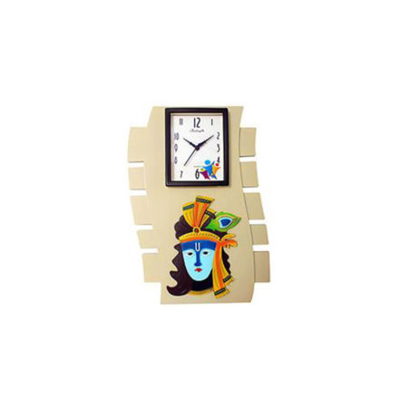 Krishana Wall Clock