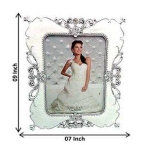 AG Silver Designer Photo Frame 01
