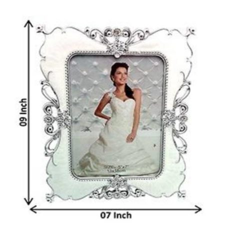 AG Silver Designer Photo Frame 01
