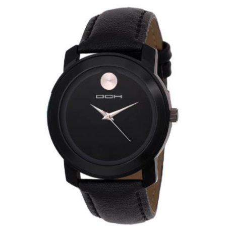 Black Analogue Wrist Watch - CW101
