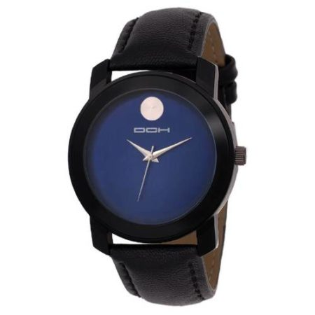 Black Analogue Wrist Watch - CW102