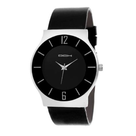Black Analogue Wrist Watch – CW103