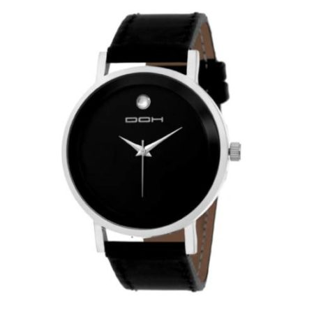 Black Analogue Wrist Watch - CW104